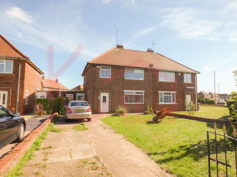 3 Bedrooms Semi Detached House for sale in Montrose Avenue, Intake, DN2