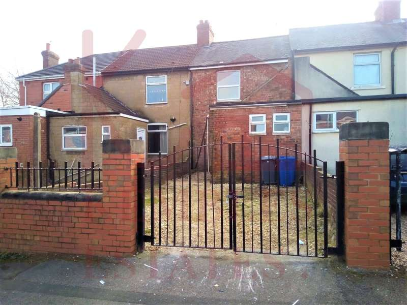 3 Bedrooms Terraced House for sale in South Street, Highfields, Doncaster