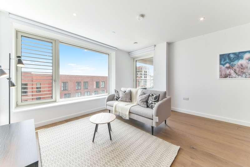 1 Bedroom Apartment Flat for sale in The Highwood, Elephant Park, Elephant & Castle SE17