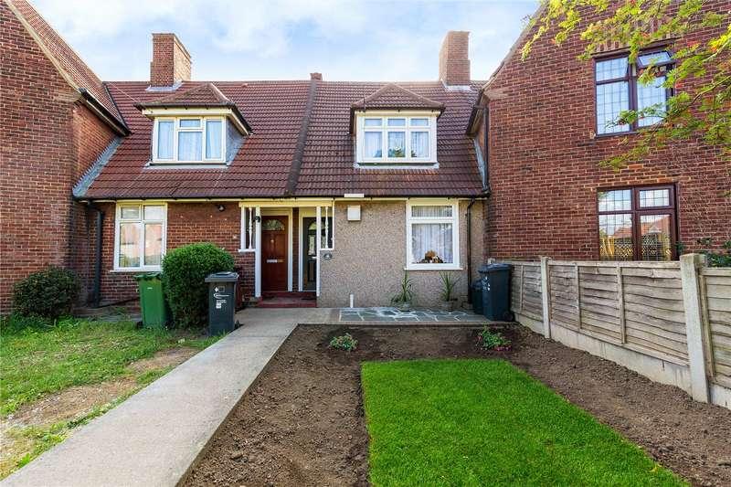2 Bedrooms Terraced House for sale in Wood Lane, Dagenham, RM9