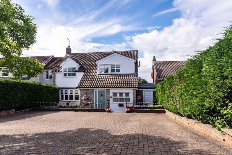 4 Bedrooms Detached House for sale in Upper Way, Upper Longdon, Rugeley, WS15