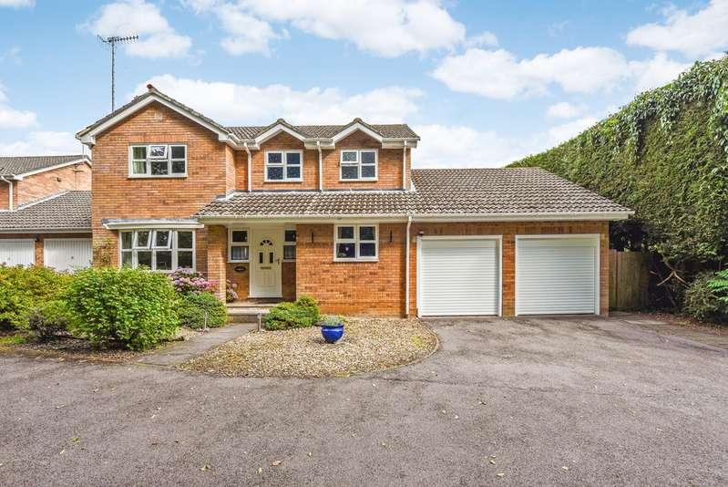 Property for sale in 12 Amberley Grange GU11