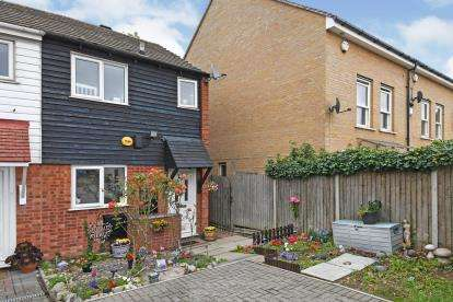 2 Bedrooms End Of Terrace House for sale in Purfleet-On-Thames, Thurrock, Essex