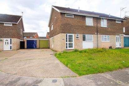 3 Bedrooms Semi Detached House for sale in Wickham Market, Woodbridge