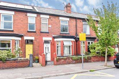 3 Bedrooms Terraced House for sale in Longford Road, Chorlton, Manchester, Greater Manchester
