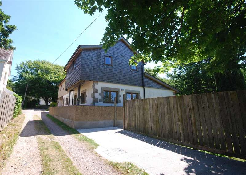 4 Bedrooms Detached House for sale in Perran Downs, Goldsithney, Penzance