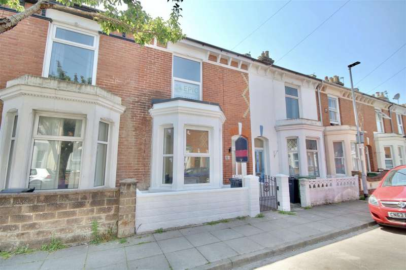 3 Bedrooms Terraced House for sale in Darlington Road, Southsea
