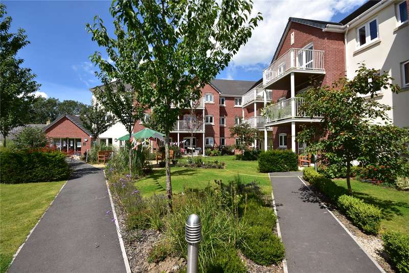 2 Bedrooms Retirement Property for sale in Squire Court, Raleigh Mead, South Molton, Devon, EX36