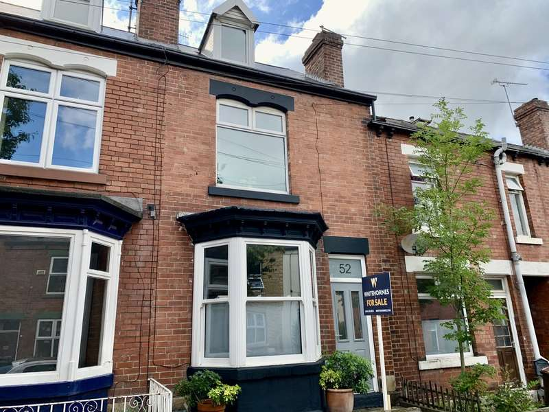 3 Bedrooms Terraced House for sale in Murray Road, Ecclesall