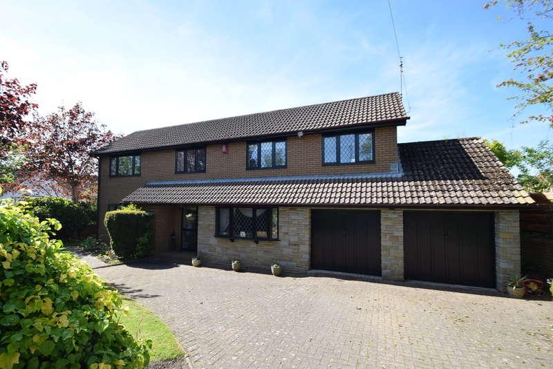 4 Bedrooms Detached House for sale in The Hawthorns, 130 Merthyr Mawr Road, Bridgend, Bridgend County Borough, CF31 3NY