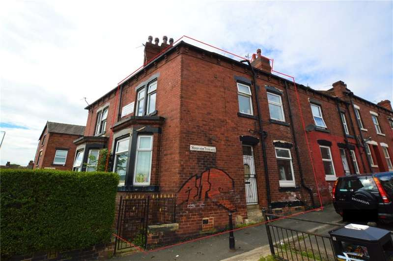 5 Bedrooms Terraced House for sale in 1 Woodview Terrace, Leeds, West Yorkshire