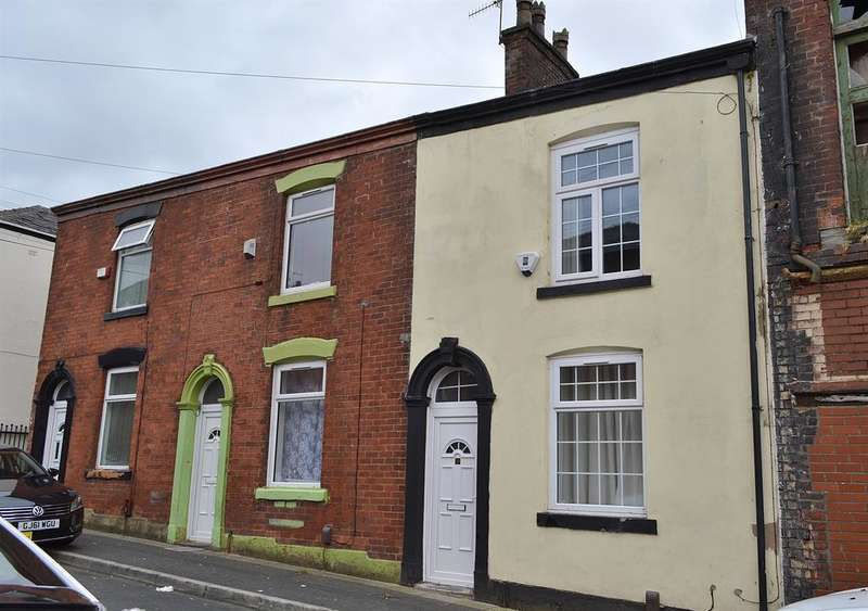 2 Bedrooms Terraced House for sale in Kent Street, Hathershaw, Oldham, OL8 1QP