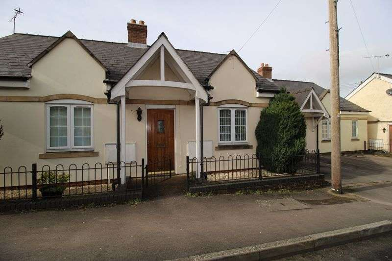 2 Bedrooms Property for sale in Kings Head Court, Cinderford