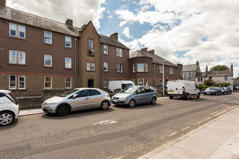 2 Bedrooms Flat for sale in Mansfield Road, Musselburgh, East Lothian, EH21 7DS