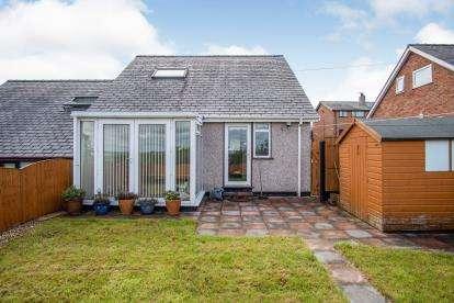 3 Bedrooms Semi Detached House for sale in Rhosfryn, Bangor, Penrhosgarnedd, Gwynedd, LL57