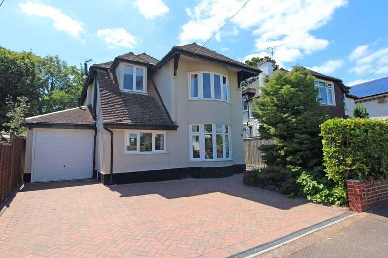 3 Bedrooms Detached House for sale in Livonia Road, Sidmouth, EX10