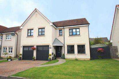 5 Bedrooms Detached House for sale in Grosset Place, Glenrothes