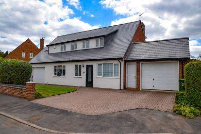4 Bedrooms Detached House for sale in Hill Close, Leamington Spa, Warwickshire, England