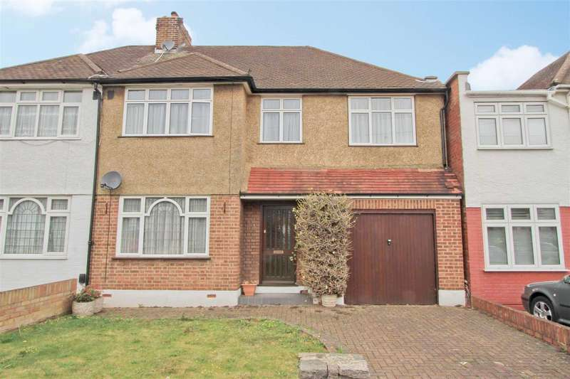 5 Bedrooms Semi Detached House for sale in Danemead Grove, Northolt, UB5