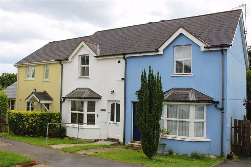 2 Bedrooms Terraced House for sale in Oakhill Drive, Saundersfoot