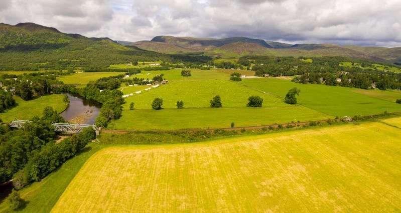 Farm Commercial for sale in Land at Newtonmore - Lot 4-River, Newtonmore, Highland, PH20