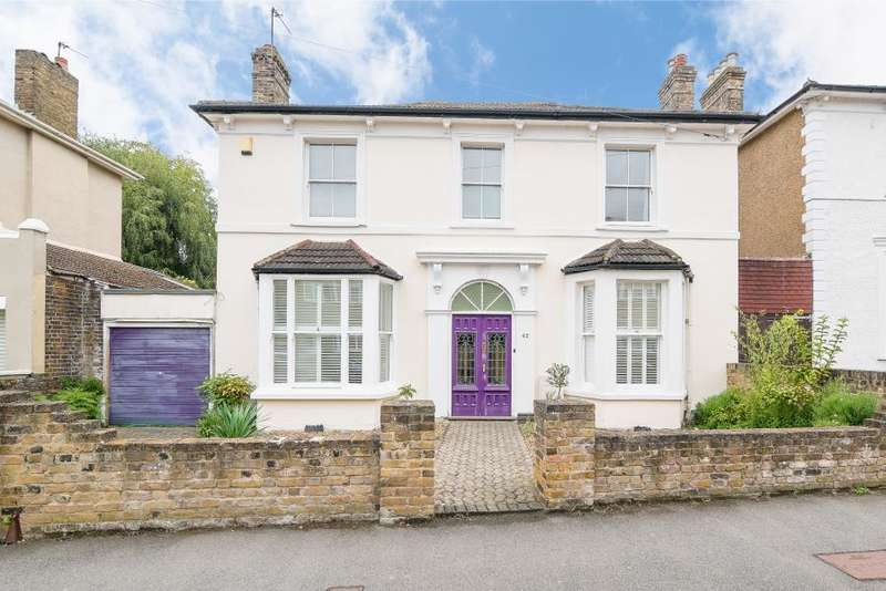 4 Bedrooms Detached House for sale in Grove Crescent, Kingston upon Thames KT1