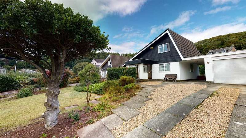 2 Bedrooms Detached Villa House for sale in Inchcolm Drive, North Queensferry