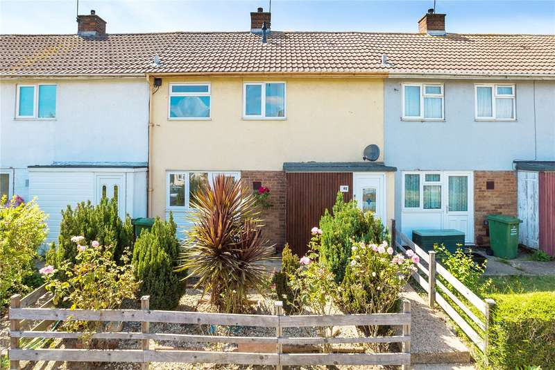2 Bedrooms Terraced House for sale in Quilters Straight, Basildon, Essex, SS14