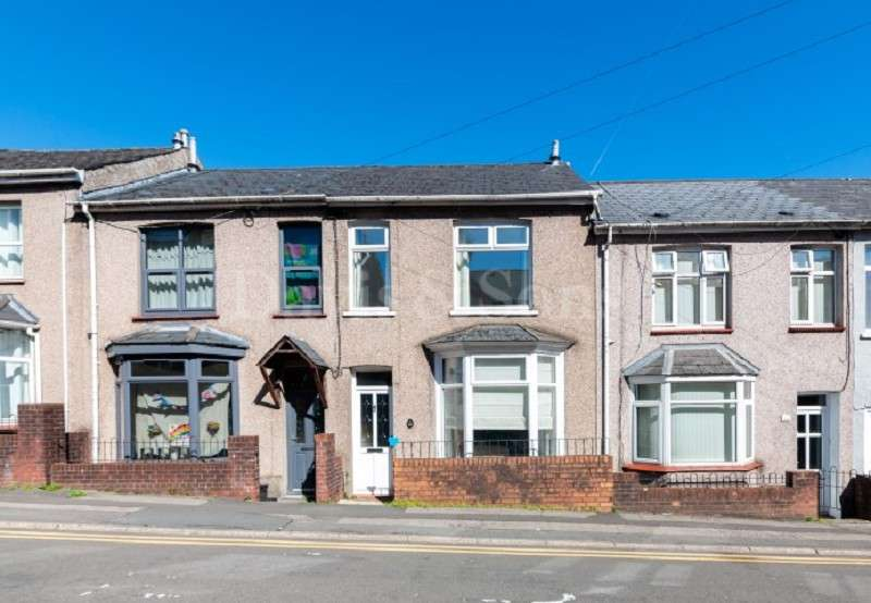 2 Bedrooms Terraced House for sale in Richmond Road, Pontnewydd, Cwmbran, Torfaen. NP44 1EQ