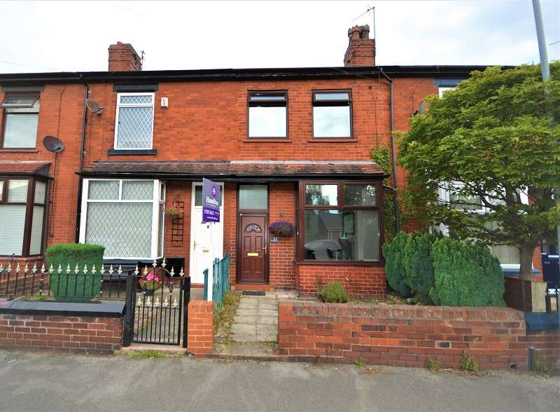 3 Bedrooms Terraced House for sale in Edale Road, Leigh, Greater Manchester. WN7 2BD
