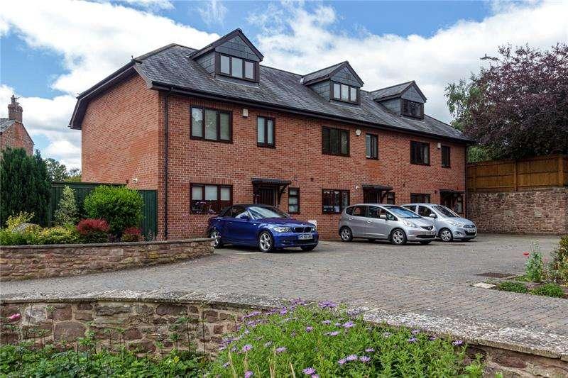 3 Bedrooms Terraced House for sale in Merrivale Farm, Merrivale Lane, Ross-on-Wye, Herefordshire, HR9