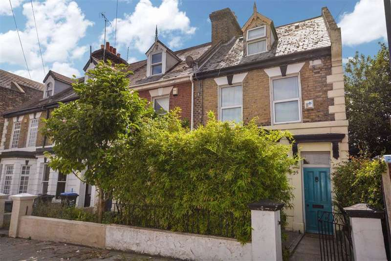 4 Bedrooms End Of Terrace House for sale in Meeting Street, Ramsgate, Kent