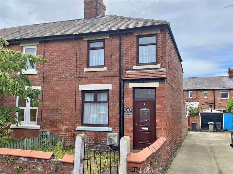 2 Bedrooms End Of Terrace House for sale in Dock Road, Lytham