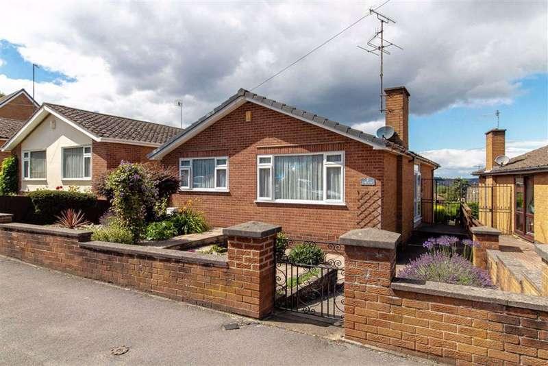 2 Bedrooms Detached Bungalow for sale in Longacre, Woodthorpe, Woodthorpe Nottingham