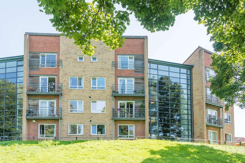 2 Bedrooms Flat for sale in Park Grange Mount, Norfolk Park