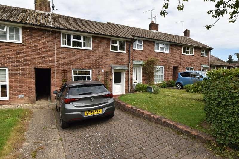 3 Bedrooms Terraced House for sale in Uplands, Welwyn Garden City, AL8