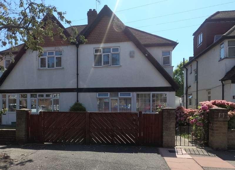 3 Bedrooms Semi Detached House for sale in Dorset Road, Beckenham