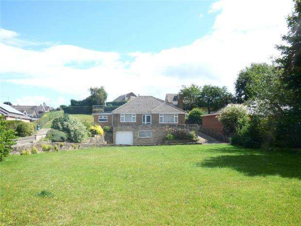 2 Bedrooms Detached Bungalow for sale in Big Barn Lane, Mansfield, Nottinghamshire