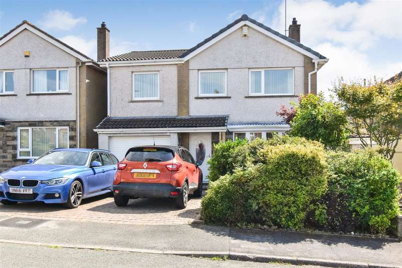 4 Bedrooms Detached House for sale in Whitestiles, Seaton, Workington
