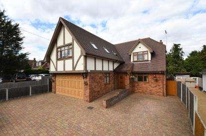 4 Bedrooms Detached House for sale in Billericay, Essex, .