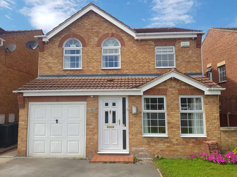 4 Bedrooms Detached House for sale in Meadows Court, Doncaster, South Yorkshire, DN11