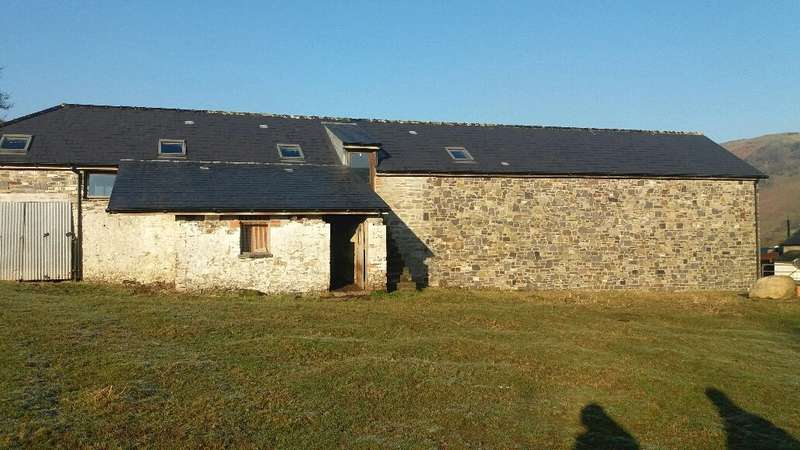 Commercial Property for rent in Pontfaen, Brecon, Powys, LD3 9SH