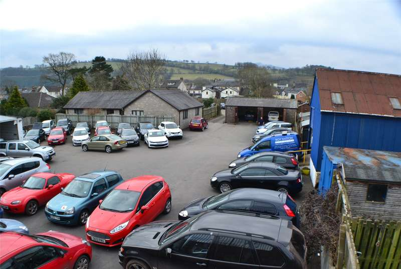 Plot Commercial for sale in Free Street, Brecon, Powys, LD3 7BL