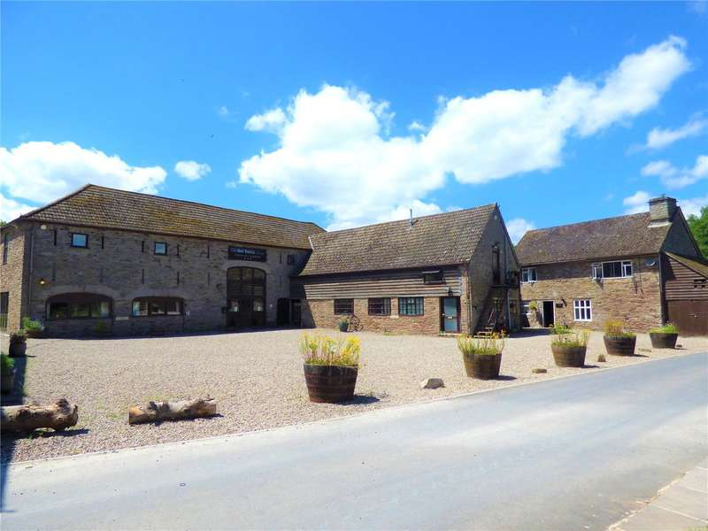 15 Bedrooms Detached House for sale in Formerly Llwynaubach Lodge, Glasbury-On-Wye, Hereford, HR3 5PT