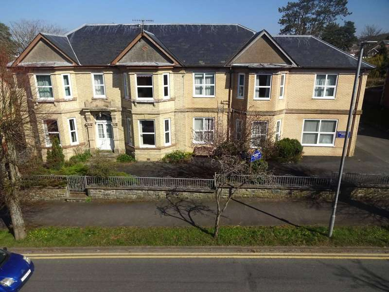 Office Commercial for sale in Ithon Road, Llandrindod Wells, Powys, LD1 6AS