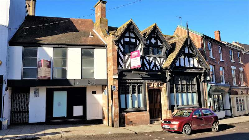 Office Commercial for rent in 10 Bull Ring, Ludlow, Shropshire, SY8 1AE