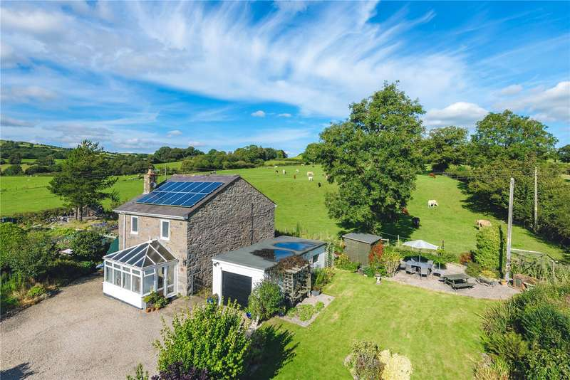 3 Bedrooms Detached House for sale in Llangadfan, Welshpool, Powys, SY21 0PN