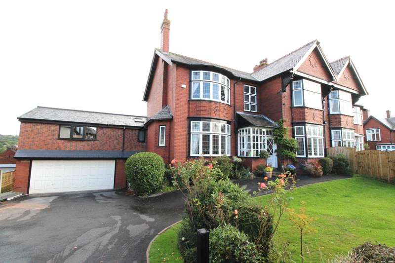 5 Bedrooms Semi Detached House for sale in Markland Hill Lane, Bolton