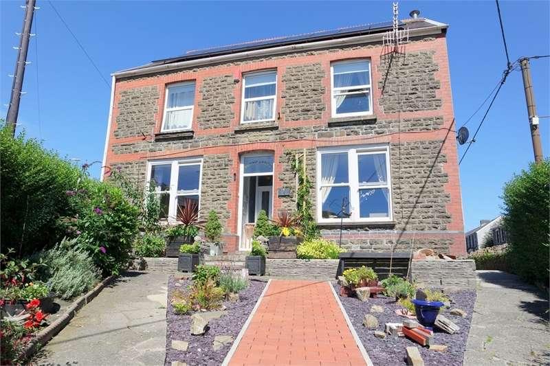 5 Bedrooms Detached House for sale in Treharne Road, Caerau, Maesteg, Mid Glamorgan