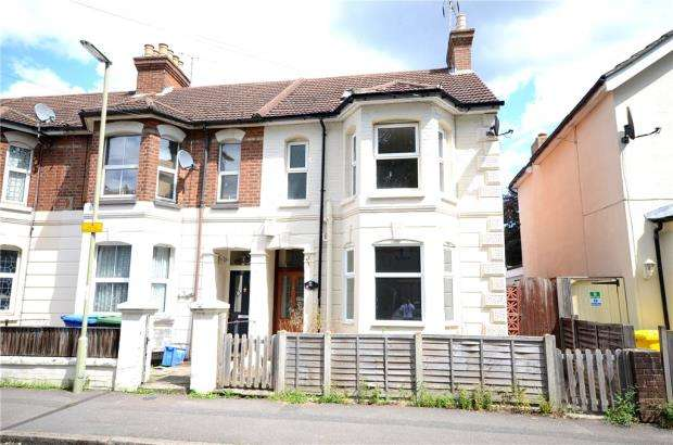3 Bedrooms End Of Terrace House for sale in St. Georges Road East, Aldershot, Hampshire